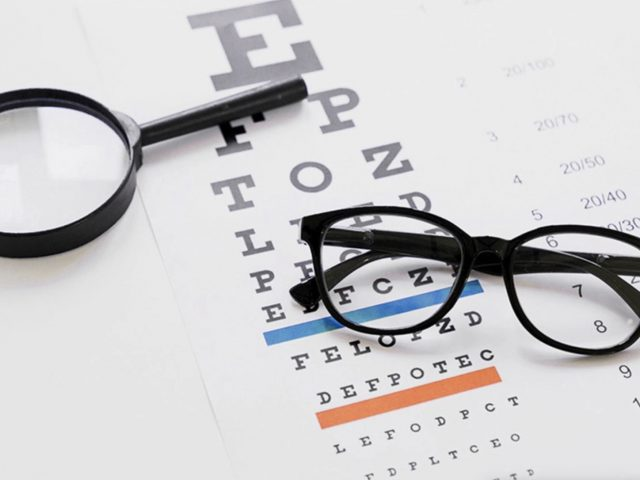 Low Vision: Causes and Treatments